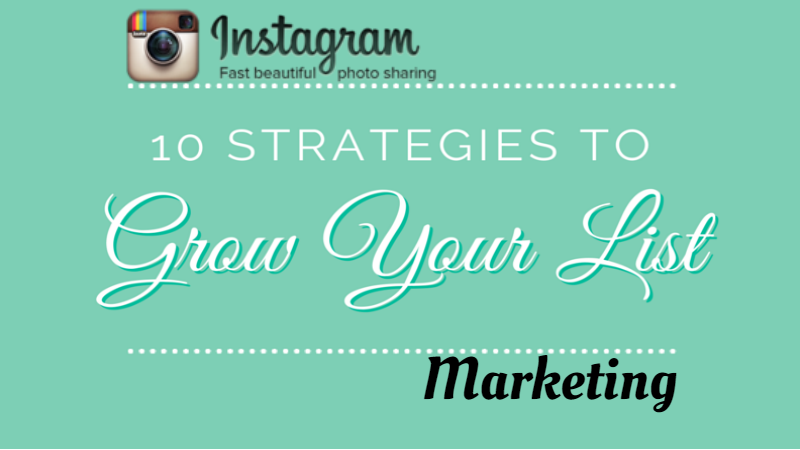 10 Strategies for Marketing on Instagram