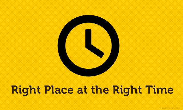 rightplacerighttime