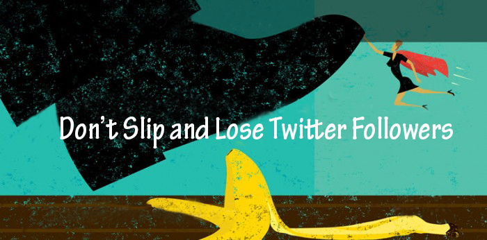 3 Mistakes That Make Your Twitter Followers Drive Away