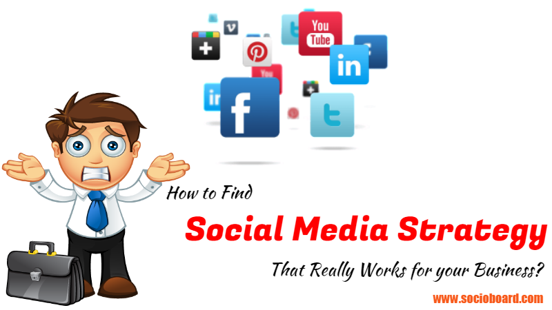 How to Find Social Media Strategy That Really Works for your Business?