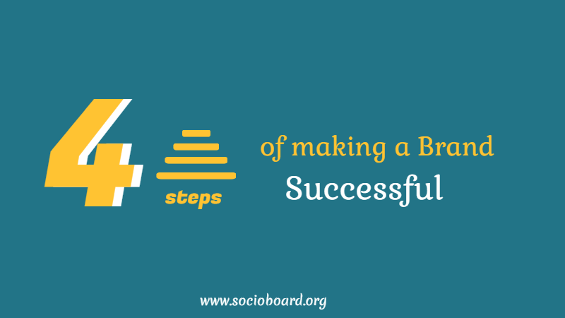 4 Ladders to Make Your Brand Successful