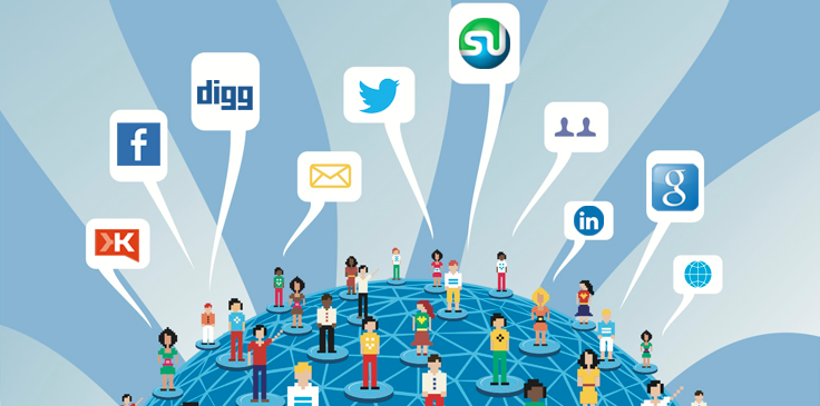 How can You Use the Social Media to Deal with Your Prospect Users?