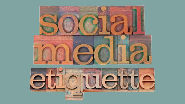 10 Social Media Etiquette Rules Not to Break