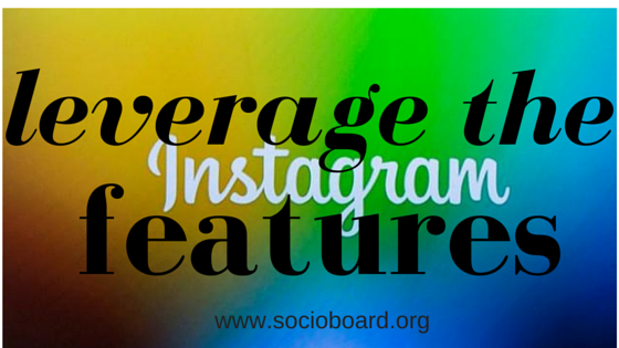 How can you leverage the hidden features of instagram for small businesses?