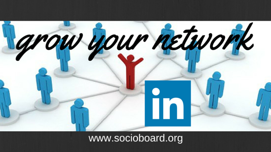 4  Steps to grow your LinkedIn network