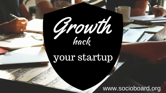 5 growth hacks to boost your startup in 2016