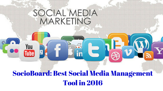 SocioBoard: Best Social Media Management Tool in 2016