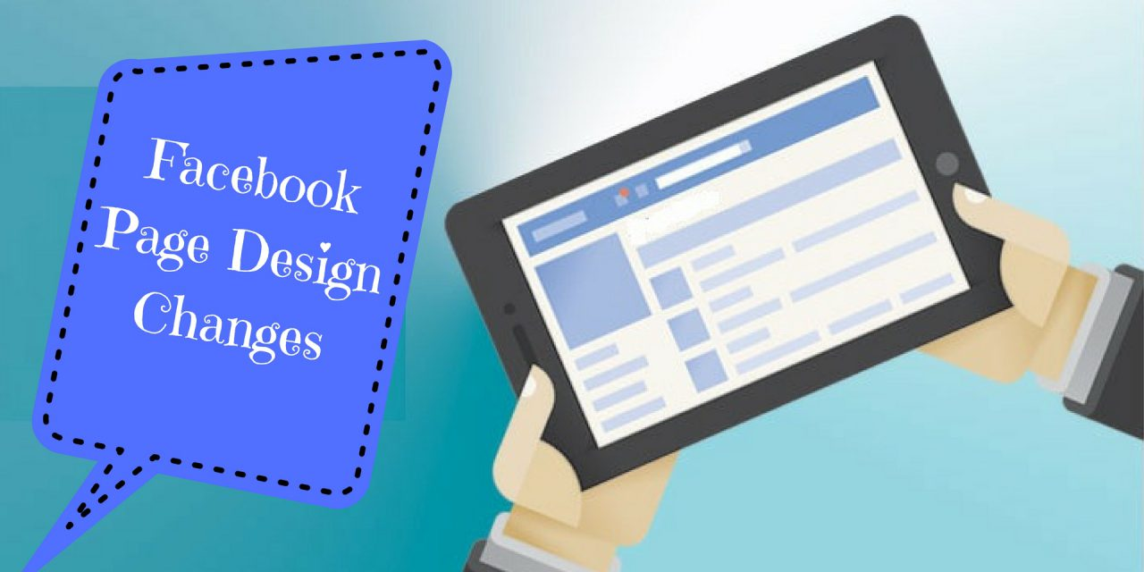 What Marketers Need to Know about Facebook Page Design Changes?