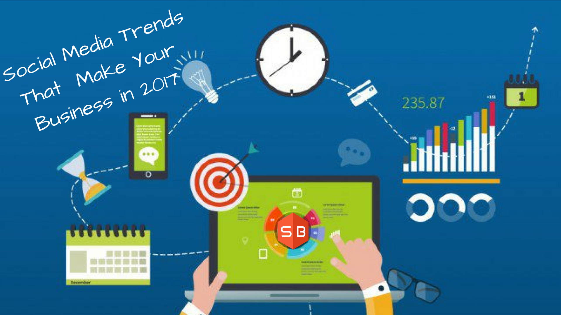 Current Social Media Trends That Could Make Your Business in 2017