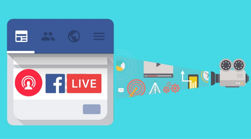 Facebook 'Live' for visual Ads