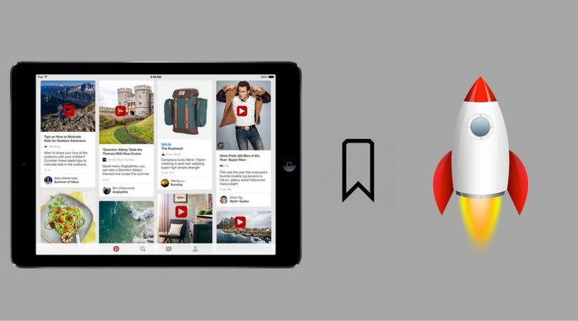 Video-Ads to go booming with Pinterest for business