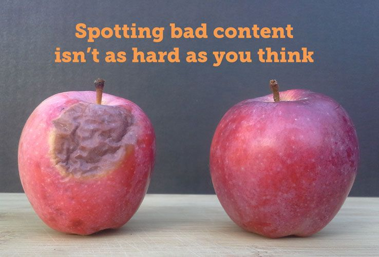 quality content is must for affiliate marketing on social media