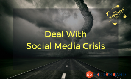 How to Deal with Social Media Crisis?