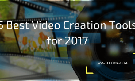 5 Best Video Creation Tools You can Use in 2017