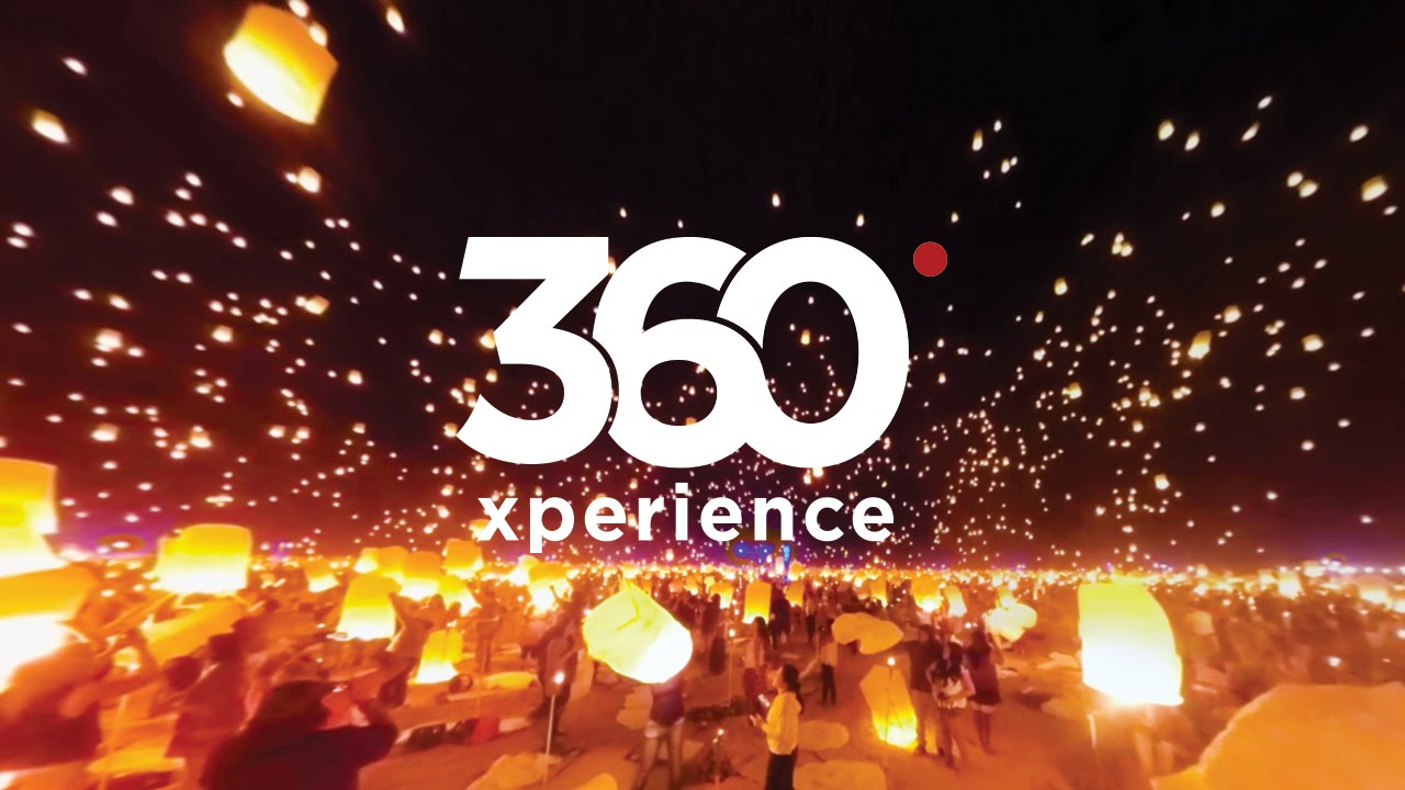 The Rise of 360-Degree Videos