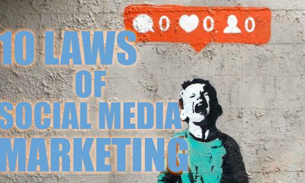 10 Laws every entrepreneur should know before using social media for marketing